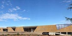 Le syndicat des producteurs de pays d'Oc a investi 5,5 M€ dans la construction d'un nouveau bâtiment à Maurin, près de Montpellier.