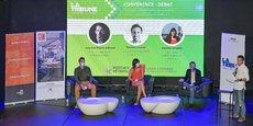 Loisirs Enchères, Trésoria, Unitec et Blue Valet ont participé à la table-ronde du lancement de la 5e édition du Startupper Bordeaux.