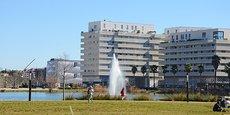 A Montpellier, le quartier Port Marianne continue d'être l'un des quartiers où les appartements neufs se vendent le plus cher (3 650 €/m2).