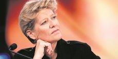 Fabienne Dulac, la directrice générale adjointe d'Orange et patronne d'Orange France.