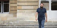 A 30 ans, Stéphane Pfeiffer est en charge de l'emploi, de l'économie sociale et solidaire et des formes économiques innovantes à la mairie de Bordeaux.