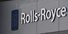 ROLLS-ROYCE À SUIVRE À LONDRES