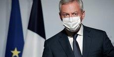 Nous devons conjuguer la lutte contre le virus et la mise en œuvre de la relance, a déclaré Bruno Le Maire.