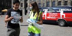 CORONAVIRUS: LES PAYS-BAS DURCISSENT LES RÈGLES SOCIALES