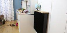 La résidence Les Sables a adopté un système de chauffage data-center, qui génère de la chaleur.