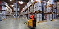 GT Logistics réalise des prestations de service complexes en logistique pour ses clients.