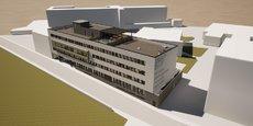 Pour rénover son siège, la Fédération du BTP Loire a décidé de déployer un format original avec la mise en place d'un chantier école, où elle dispense une formation de plusieurs semaines aux entreprises locales préselectionnées.