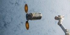 Le vaisseau spatial Cygnus, dédié au ravitaillement de la Station spatiale internationale (ISS), a été lancé dans la nuit de vendredi à samedi avec succès pour une 14ème mission à bord d'un lanceur américain Antares, construit par Northrop Grumman