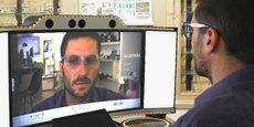 L'essayage de lunettes en réalité diminuée sera bientôt rendue possible par FittingBox.