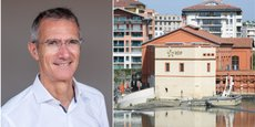 Sylvain Vidal est le nouveau visage d'EDF dans la région Occitanie.