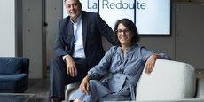 Nathalie Balla et Éric Courteille, co-présidents de La Redoute