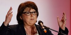 Martine Aubry, la maire de Lille, estime qu'un moratoire sur la 5G est nécessaire.