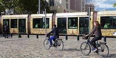 Avant le confinement, la part modale du vélo était de 3 % dans la métropole de Montpellier.