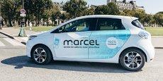 Marcel n'a pas réussi à percer sur un marché extrêmement concurrentiel où Uber détient encore près des deux tiers du marché francilien (où sont situés les deux tiers des chauffeurs du pays).