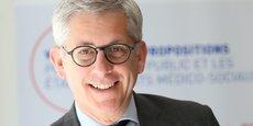 Frédéric Valletoux, Président de la Fédération hospitalière de France FHF, maire (Agir) de Fontainebleau et président du Conseil de surveillance du centre hospitalier de Sud Seine-et-Marne