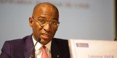 Léonce Yacé, directeur général de NSIA Banque Côte d'Ivoire.