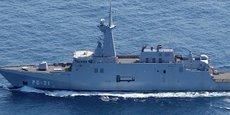 Faute de plateforme française vendue à l'export, MBDA monte à nouveau à bord d'un navire étranger.