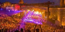Le festival de Carcassonne, dont l'édition 2020 a été annulée en raison de la crise sanitaire, fait partie des manifestations bénéficiaires du fonds d'urgence des festivals.