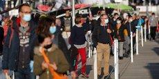 CORONAVIRUS: PLUS DE 52.000 NOUVEAUX CAS DE CONTAMINATION EN 24 HEURES EN FRANCE