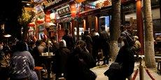 CORONAVIRUS: LA CHINE FAIT ÉTAT DE 20 NOUVEAUX CAS D'INFECTION