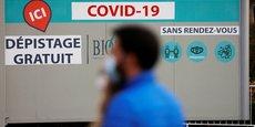 FRANCE: DES SCÉNARIOS DE DURCISSEMENT DES MESURES ANTI-COVID-19 À L'ÉTUDE