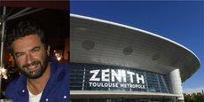 Gaëtan Brochard est le nouveau directeur du Zénith de Toulouse.