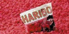 Des milliards de fraises tagadas sont vendues chaque année dans le monde. | HARIBO