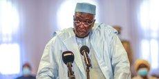 Bah N'Daw, président de la transition malienne veut faire en sorte que le troisième producteur d'or d'Afrique tire pleinement profit de cette ressource minière qui représente environ 70% des exportations et 23% du PIB.