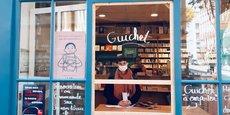 La plateforme Chez Mon Libraire permet à près de 130 librairies d'Auvergne Rhône-Alpes d'être présentes en ligne depuis six ans, à l'image de la librairie Rive gauche à Lyon.