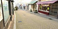 Désertés depuis le 1er novembre, les commerces de Nogent-le-Rotrou peuvent pratiquer le click and collect grâce à leur présence depuis cette année sur la plate-forme Ma Ville Mon Shopping opérée par le Groupe La Poste.