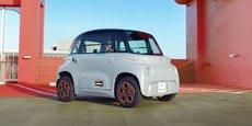 La Citroën Ami est exclusivement vendue sur internet. Egalement disponible chez Fnac ou Darty, la conclusion de la vente passe par le site internet dédié.