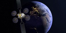 Konnect a vocation à couvrir largement l'Europe, dont la France, l'Italie, l'Allemagne, l'Espagne et le Royaume-Uni.