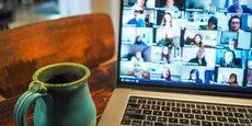 Pour continuer à accompagner les jeunes pendant la crise et à distance, certains réseaux ont utilisé les outils numériques pour organiser des rencontres virtuelles.