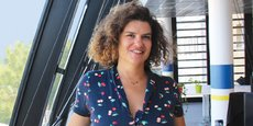 Amandine Albizzati, présidente d'Enercoop, fournisseur coopératif d'électricité renouvelable.