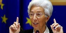 Le 8juillet dernier, Christine Lagarde a déclaré vouloir une Banque centrale européenne plus «verte»