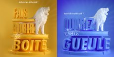 Les visuels de la campagne de communication diffusée sur Internet par l'Apacom entre le 23 novembre et le 21 décembre 2020.