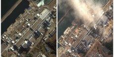 Photos de satellite d'observation de la Terre