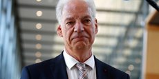 Alain Griset, ministre des PME.