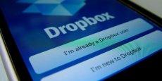 Dropbox espère que ses usagers abandonneront la concurrence pour rejoindre son service de mail. (Photo : Reuters)