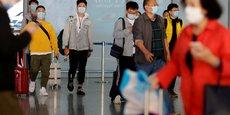 CORONAVIRUS: LA CHINE RECENSE 5 NOUVEAUX CAS DE CONTAMINATION
