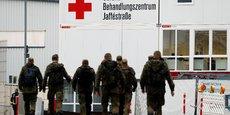 CORONAVIRUS: PLUS D'UN MILLION DE PERSONNES INFECTÉES EN ALLEMAGNE
