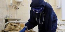 CORONAVIRUS: PLUS DE 27.500 CAS JOURNALIERS EN RUSSIE