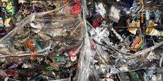 Photo d'illustration. Les déchets exportés vers le pays asiatique étaient achetés depuis des décennies par des entreprises locales, qui les nettoyaient, broyaient et transformaient en matières premières pour des industriels.