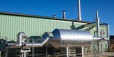 Eco-Tech Ceram a installé il y a un an, de son premier Eco-Stock chez le fabricant de tuiles Tegulys Céramiques et Développement, à Meymac en Corrèze.