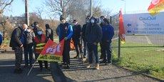 Une trentaine de licenciements sont prévus à l'usine Cauquil, près de Toulouse.