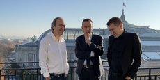 Xavier Niel, Moez-Alexandre Zouari et Matthieu Pigasse annoncent la création de 2MX Organic, une société cotée destinée à faire des acquisitions dans l'univers du bio.