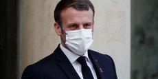 CORONAVIRUS: MACRON ENVISAGE UNE CAMPAGNE DE VACCINATION GRAND PUBLIC AU PRINTEMPS EN FRANCE