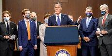 USA: UN GROUPE BIPARTITE PROPOSE UN PLAN ÉCONOMIQUE DE 908 MILLIARDS DE DOLLARS