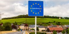 Au Luxembourg, le télétravail massif a fortement pesé sur le chiffre d'affaires des différents commerces.