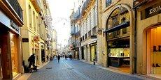 La pandémie mondiale aura durablement affecté les commerces, notamment ceux des centres villes comme à Montpellier.